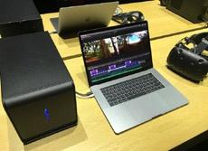 Apple добавила поддержку внешних видеокарт в macOS High Sierra