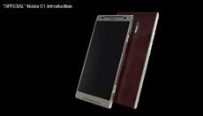 Опубликованы изображения смартфона Nokia C1