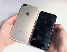 Когда стыдно за «семерку»: юбилейный iPhone 8 сравнили с iPhone 7 и iPhone 7 Plus