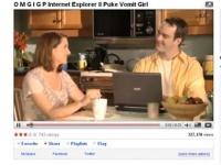 Microsoft  удалила с YouTube тошнотную рекламу