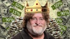 В сеть утекли подробности сразу трёх глобальных Steam-распродаж