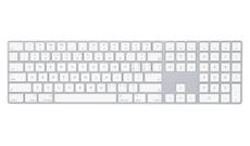 Apple выпустила беспроводную клавиатуру с цифровым блоком