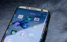 В Сети появилось официальное изображение флагмана Samsung Galaxy S8