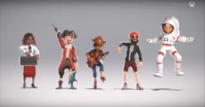 Microsoft работает над изменением аватаров в Xbox Live