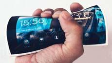 В Корее разработан «тряпочный» OLED-дисплей