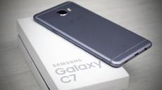 Стали известны характеристики смартфона Samsung Galaxy C7