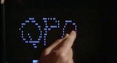 Сенсорный экран в 1982 году