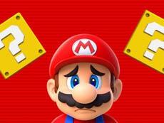 Nintendo недовольна показателями Super Mario Run