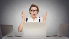Названы самые распространенные ошибки пользователей интернета