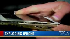 Загоревшийся глухой ночью iPhone 6 Plus чуть не сжег целый дом