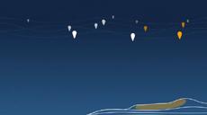 Google улучшила систему навигации шаров Project Loon