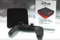 Disney показала свою игровую приставку Disney Kids TV