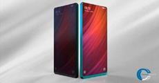 Концепт безрамочного Xiaomi Mi Mix 2