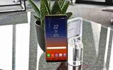 Samsung Galaxy Note 8 обладает лучшим экраном на рынке