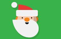 Военные и Google вновь показывают рождественское путешествие Санты