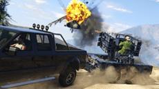 Опубликован первый трейлер GTA V: Gunrunning