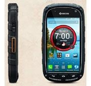 Kyocera представила прочный LTE-смартфон