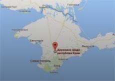 Google Maps показує на карті анексованого Криму