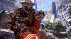 Геймерам не понравилась Mass Effect: Andromeda