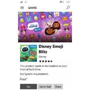 В Windows Store для смартфонов обновился интерфейс страниц с играми