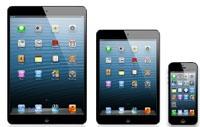 Три из четырех мобильных устройств для бизнеса базируются на iOS