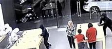 Угнать за 12 секунд: магазин Apple за несколько дней ограбили дважды
