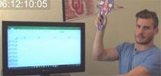 Американец потратил десять часов, чтобы достичь дна таблицы Excel