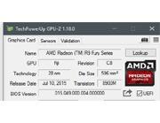 Новая версия GPU-Z корректно распознаёт Radeon RX 500