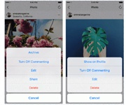 Instagram запускает Архив для всех пользователей
