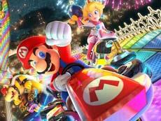 Энтузиаст добавил Соника в Mario Kart 8