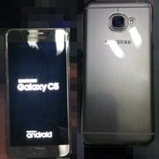 Живые фото Samsung Galaxy C5