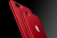 Аналитики не ждут существенного роста продаж в связи с выходом красного iPhone 7