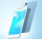 Vivo X9 дебютировал в голубом цвете