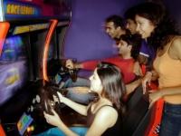Увлечение автосимуляторами вырабатывает опасный стиль вождения