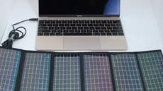 Первая в мире солнечная зарядка для 12-дюймового MacBook