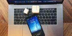 Как заряжать iPhone в два раза быстрее