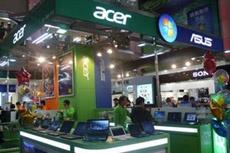 Выручка Acer во втором квартале 2017 года упала на 4,5%