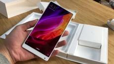 Белый керамический Xiaomi Mi Mix 2 с 8 ГБ ОЗУ вот-вот дебютирует