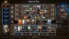 Публичное бета-тестирование Gwent: The Witcher Card Game начнётся через неделю