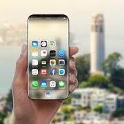 Концепт «iPhone мечты» с безрамочным экраном и технологией дополненной реальности