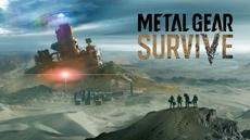 E3 2017: Metal Gear Survive не выйдет в этом году