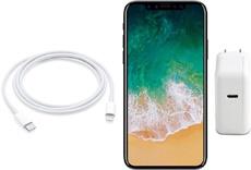 Apple будет комплектовать iPhone 8 более мощными 10-ваттными адаптерами с USB-C