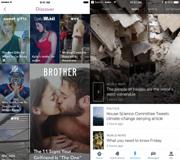 В Facebook может появиться аналог раздела Discover из Snapchat