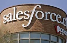 Salesforce.com ушла в убыток