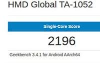 Nokia 9 с 4 ГБ оперативки появился в GeekBench