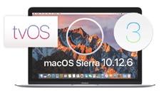 Вторые бета-версии macOS 10.12.6, watchOS 3.2.3 и tvOS 10.2.2 стали доступны для загрузки