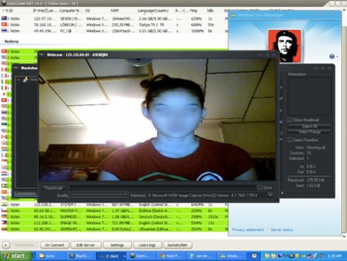 Онлайн камеры подглядываем за девочками