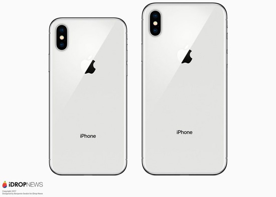 Каким будет iPhone X Plus?