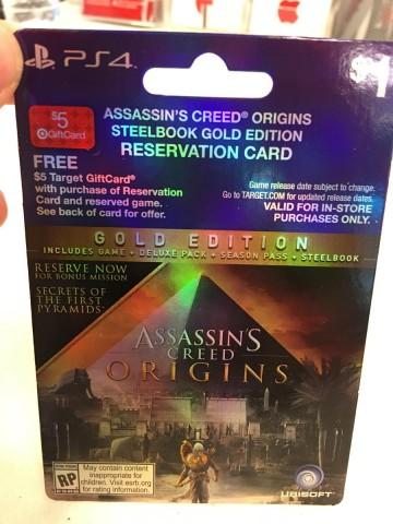 В сеть утекли новые подробности Assassin's Creed: Origins