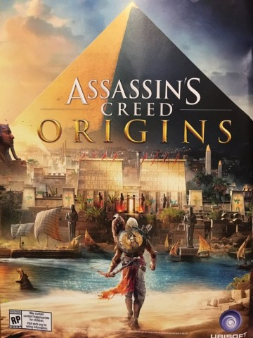 Стали известны новые детали Assassin's Creed: Origins